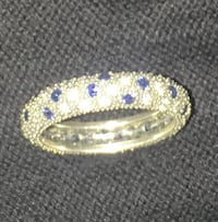 Pandora Ring Crystal Encrusted JUST REDUCED!! Perfect Conditon!!!! Wellington, 33414
