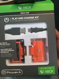 Xbox one charger kit Clinton, 20735