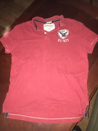 red american eagle polo shirt Stephens City, 22655