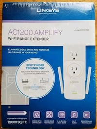 New Linksys Dual-Band Wireless Range Extender Prattville, 36067