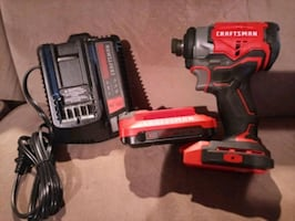Craftsman 20v brushless impact driver