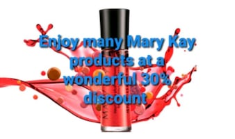 Discounted Mary Kay products
