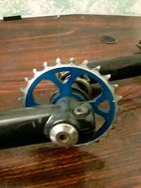 3pc small cranks for 20 inch bike Houston, 77065
