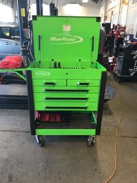 Blue Point roll cart & gear wrench tools  Gainesville, 20155