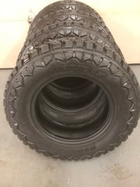 Hankook Dynapro LT 225 75 16, LOTS OF TREAD, $450 for all 4 Hamilton