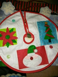 Mini Tree Skirt like new Warner Robins