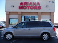 2014 Dodge Grand Caravan 4dr Wgn American Value Pkg Las Vegas