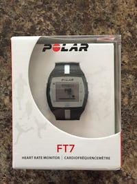 Polar FT7 Watch and Heart rate monitor St Catharines, L2M 5S7