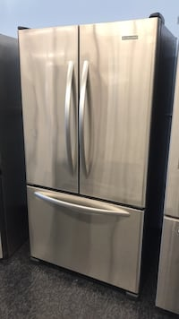 stainless steel french door refrigerator Toronto, M3J