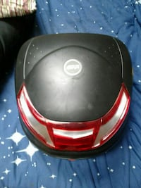 black and red full face helmet Manassas, 20110