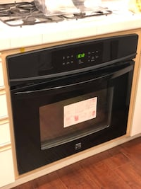 black and gray induction range oven Anaheim, 92808