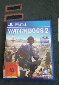 Watch Dogs 2 PS4 Spieletui