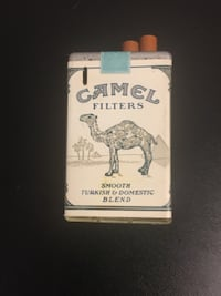 Vintage Camel Zippo Lighter. Rare, Working in excellent condition appraised at $$125 Alexandria, 22306