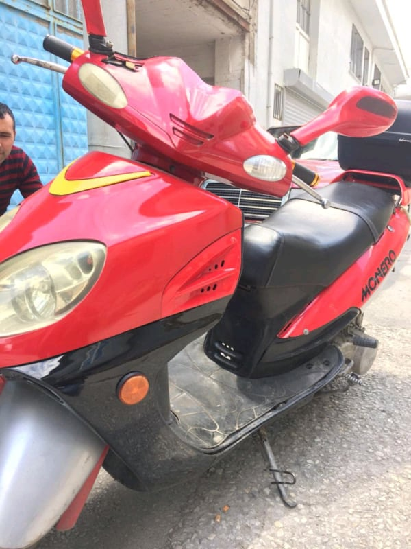 150cc scooter 4