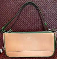 Authentic COACH small purse, leather Silver Spring, 20904