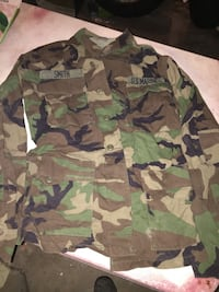 Authentic marine corps camo top  Derry, 03038