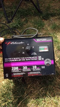 Schwin battery charger