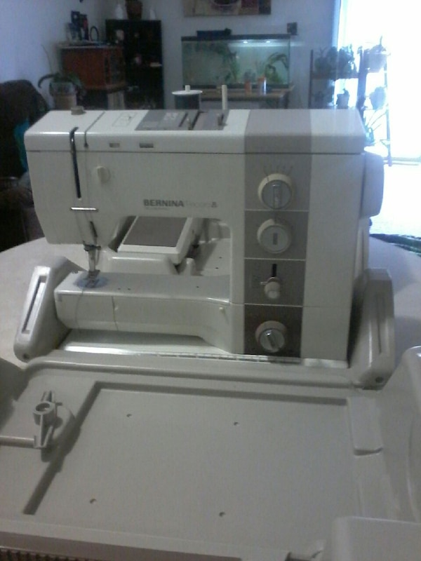 Used Bernina Sewing Machine For Sale In Asheville Letgo Interesting Bernina Used Sewing Machines For Sale