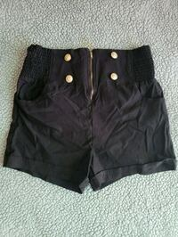 WOMEN'S BLACK SHORTS Riverside, 92505