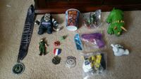 Toy lot in great condition some even new