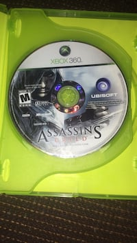 Assassins Creed Xbox 360 Game in HALO 3 ODST Case Central Okanagan, V1X 6S8