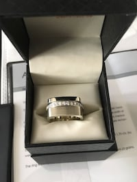 Men's 1.73 White Gold Engagement Ring (Very Nice!) Surrey, V3W 7K7