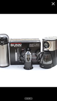 Coffee Makers: Bunn, Coffee Press, Mister Coffee, and Accessories Avon, 46123