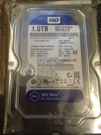 1TB new Lenovo pc hard drive Toronto, M4C 4Z4