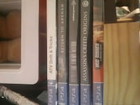 brand new ps4 games.  Coquitlam, V3J 6T3