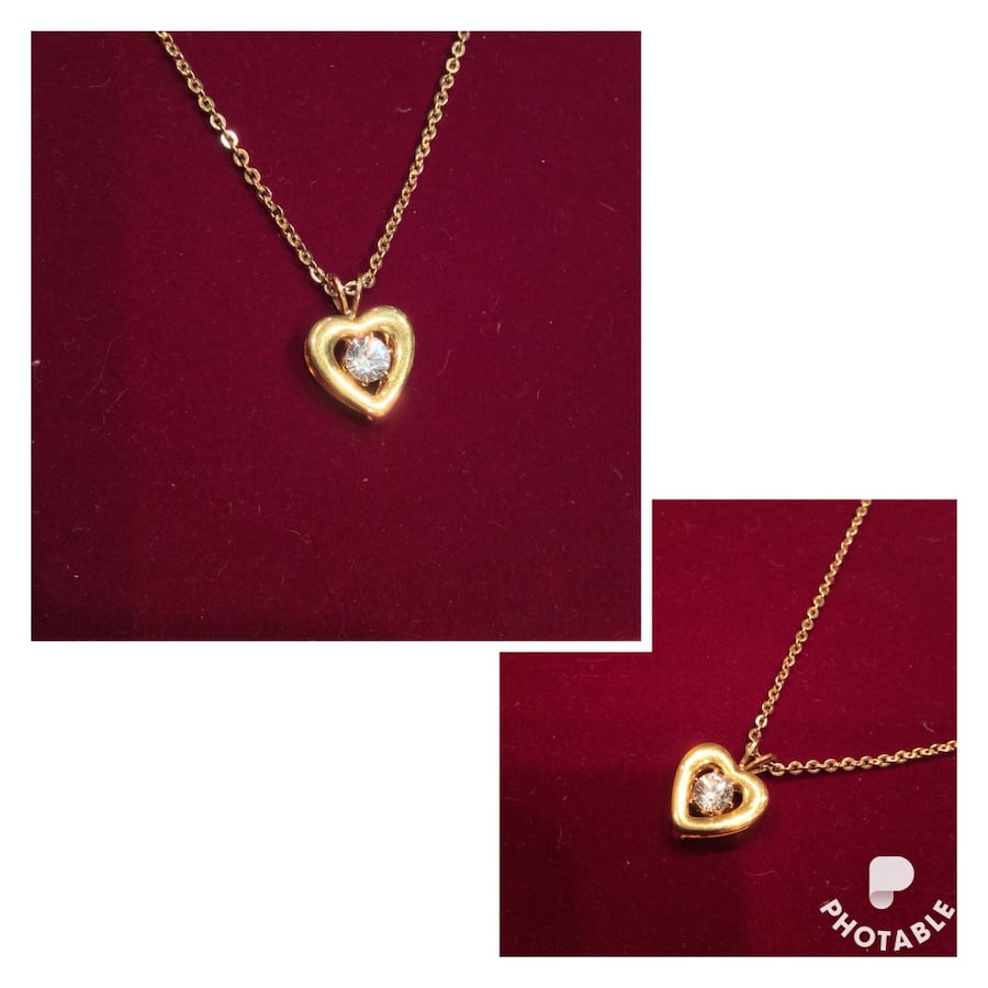 REDUCED!!  GIFT IDEAS! HEART Pendant for your SWEETHEART
