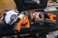 black and decker cordless tools Vancouver