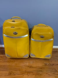 Suitcases(Practically brand new. Perfect condition. No damage at all) Ellicott City, 21043