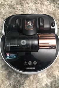 Samsung Robot Vacuum with Charging Dock and Cable & Remote Valley Stream, 11580