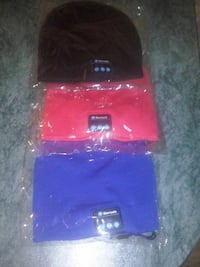 three assorted-color-and-brand shirts Montréal, H8T 1Y2