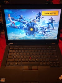 Lenovo T430 Intel Core i5, 2.60 GHz, 12 GB RAM, 300 GB Hard Drive, Wireless Wifi, eSATA Port, USB 3 ports, DVDRW, it runs Fortnite smoothly, Windows 10 Centreville, 20121