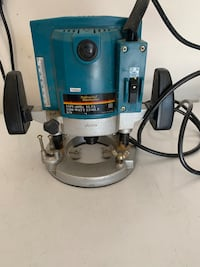 Plunge router 1 3/4 hp