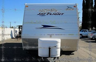 2010 Jayco Jay Flight Brand new electric awning