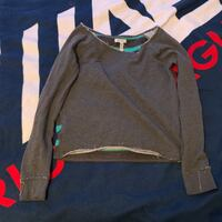 gray and white Nike pullover hoodie Edmonton, T6J 5N6