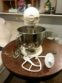 stainless steel and white electric kettle Rockville, 20851