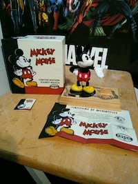 Mickey Mouse pocket watch holder