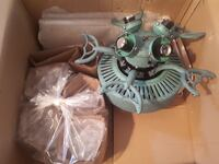 Fan & Light fixture $15  Edmonton