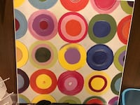 Bright Circles Wall Art Omaha, 68130