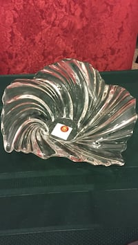 Glass Dish from Germany Chantilly, 20152