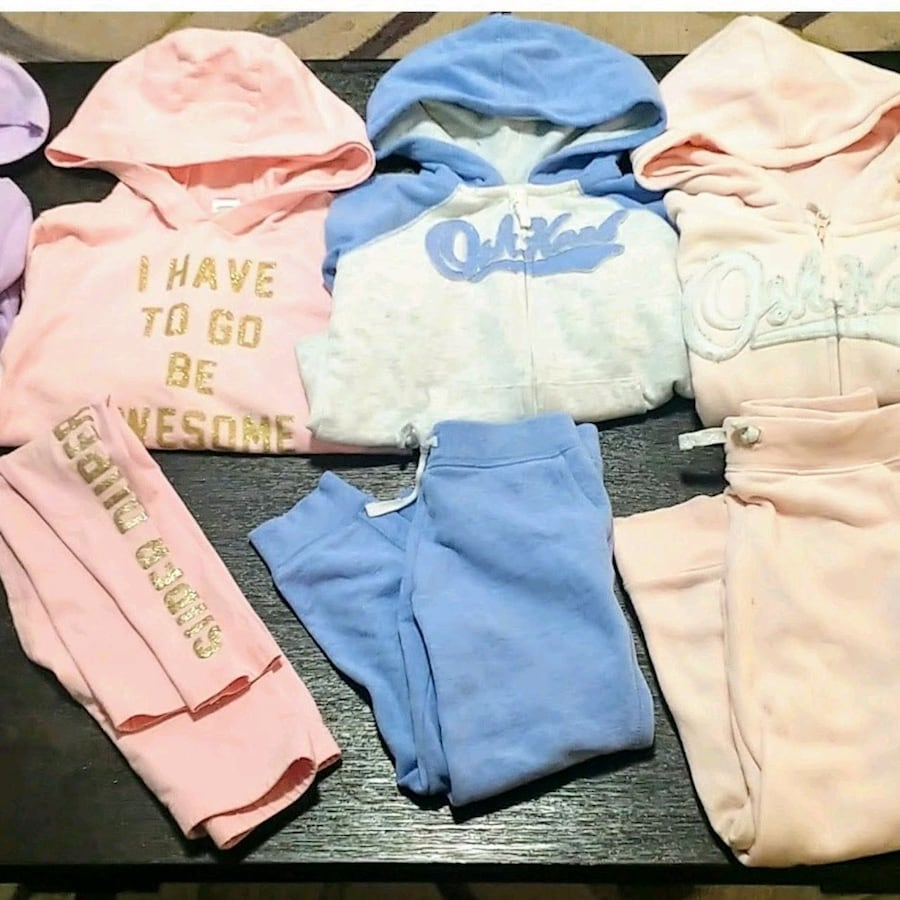 5T Girls Clothing Lot