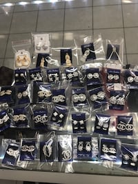 Bracelet,chain,earring,Watch some thing selling brand new  3119 km
