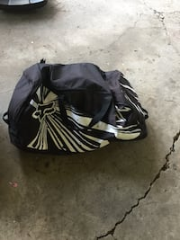 black and white Adidas duffel bag Leesville, 71446