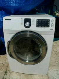 white Samsung front-load clothes gas Dryer  Escondido, 92026