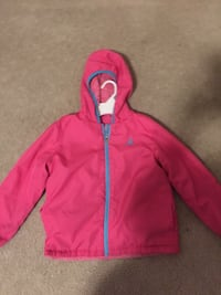 Girls reversible jacket for fall, size 7/8 Woodbridge, 22193