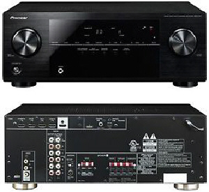 600 Watt HD Hi-Fi Audio/VideoReceiver with several Dolby & 3D features