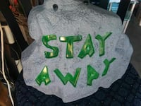 Halloween Special Stay Away Rpck 2230 mi